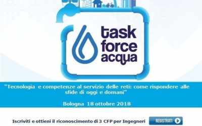 A.T.I. present at the ANIE @ H2O Bologna 2018 conference